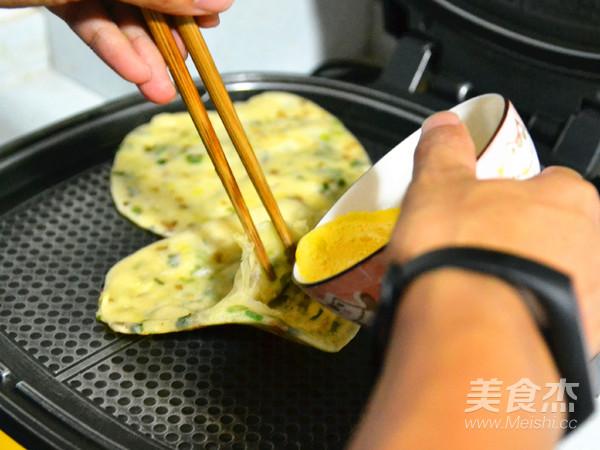 酥脆百变的美味早餐---葱油鸡蛋灌饼怎样炖