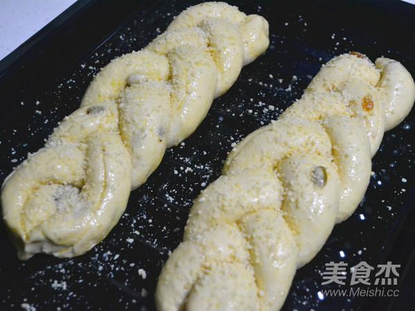 豆渣再利用—美味的豆渣辫子面包怎么煮