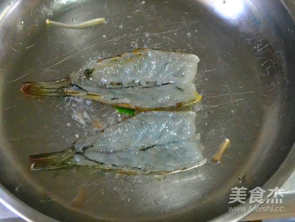 海陆一勺儿烩---蒜蓉虾羊鲜怎么吃
