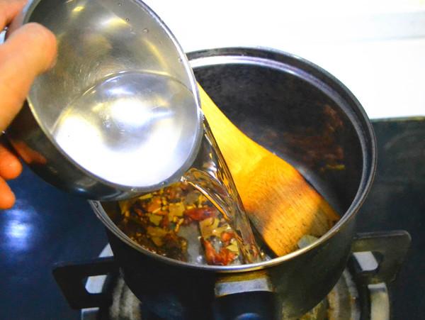 佐酒必备的五香花生米的做法图解
