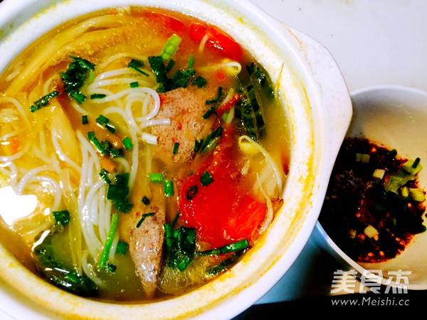 重庆三鲜砂锅米线怎么煮