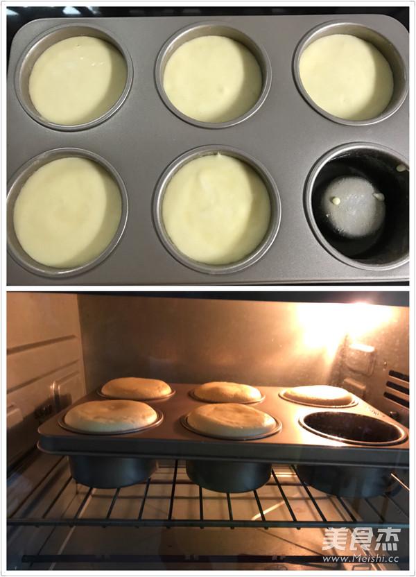 沙棘汁酸奶杯子蛋糕的简单做法