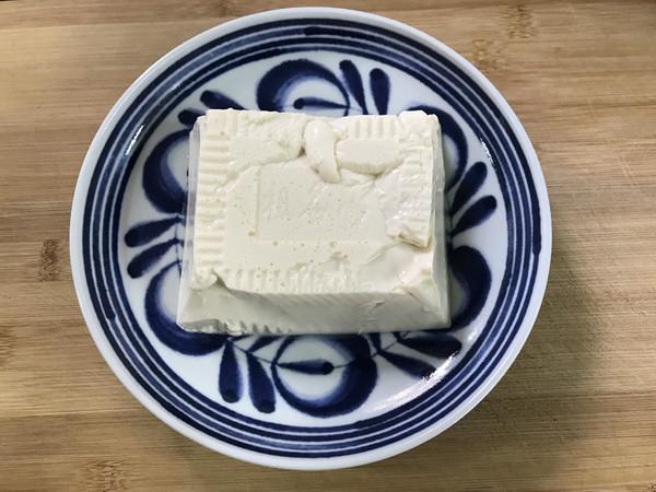 酸黄瓜拌豆腐的做法图解