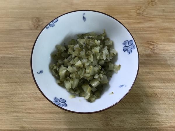 酸黄瓜拌豆腐的简单做法