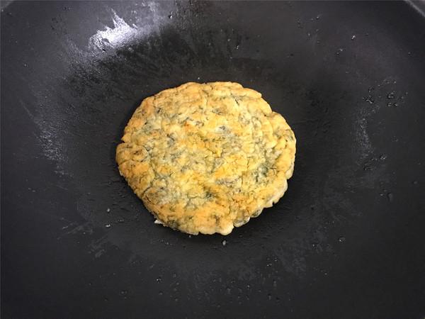 海苔糯米煎饼怎么做