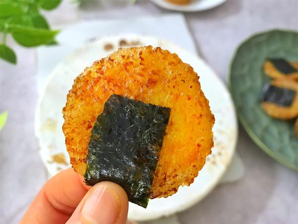 海苔仙贝成品图
