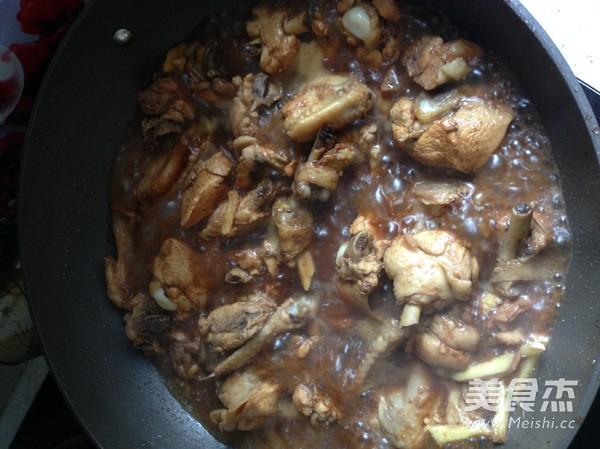 红烧土豆鸡块的简单做法