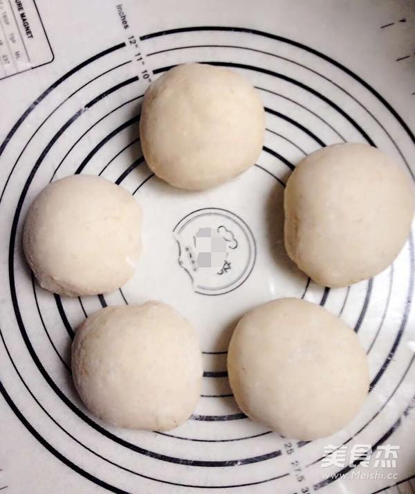 豆沙牛角面包的做法图解