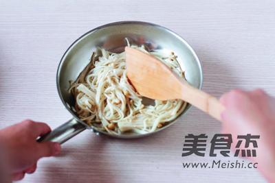日式金针菇肥牛的做法图解