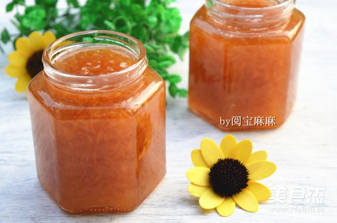 蜂蜜柚子茶怎样炖