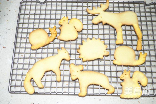 动物饼干怎样做
