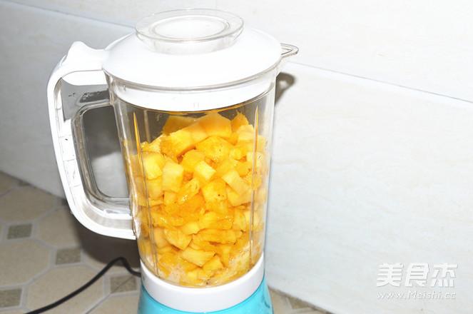 电饭煲版菠萝酱的家常做法