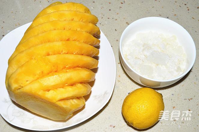 电饭煲版菠萝酱的做法大全