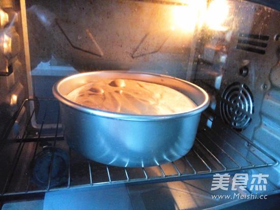 咖啡戚风蛋糕怎么煮