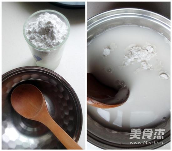 自制红薯凉粉的家常做法