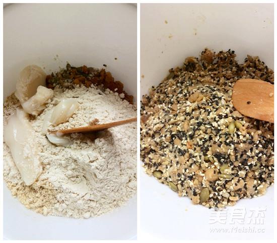 苏式肉月饼的简单做法