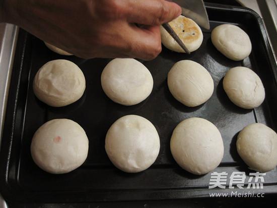 苏式肉月饼的制作