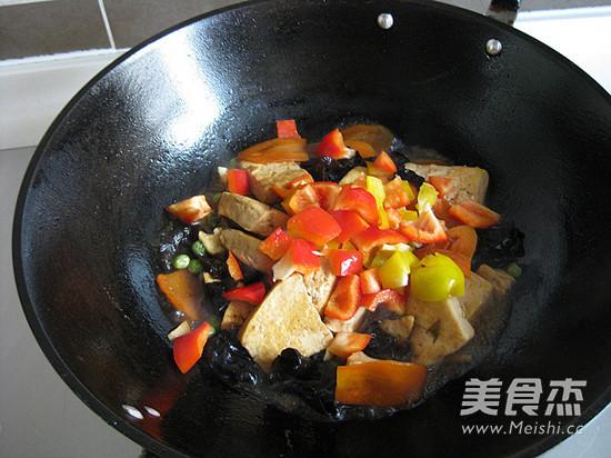 家常烧豆腐怎么炒