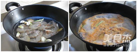盐水大虾怎么做
