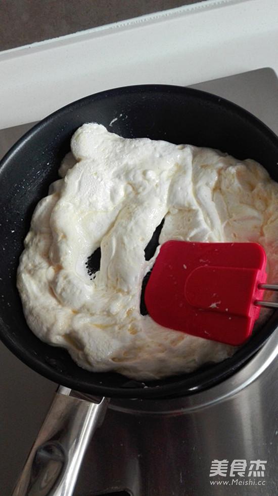蔓越莓牛轧糖的简单做法