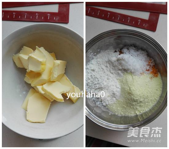 咸蛋黄奶黄包的步骤