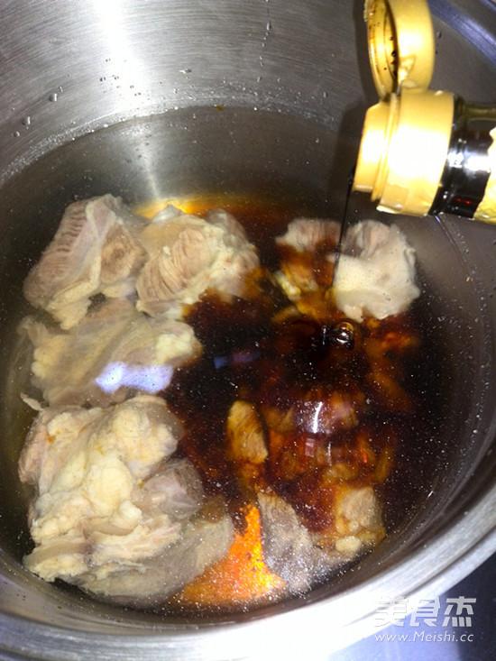 清炖牛肉怎么炒