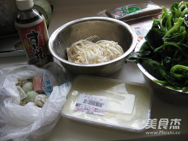 寿喜烧日式牛肉锅的做法大全