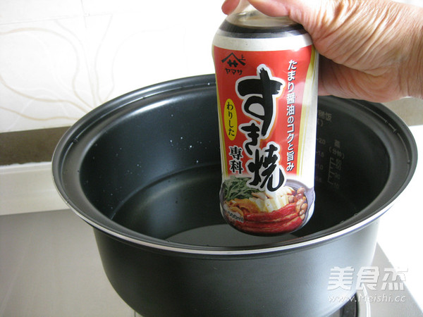 寿喜烧日式牛肉锅怎么炒