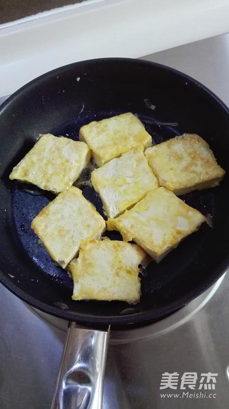 鲍汁豆腐的简单做法