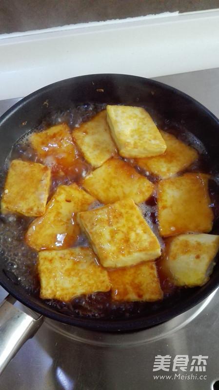 鲍汁豆腐怎么做