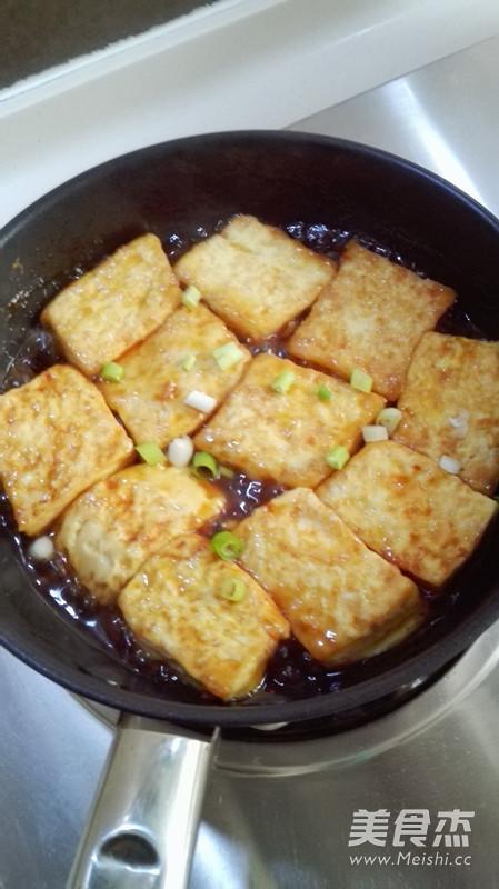 鲍汁豆腐怎么炒