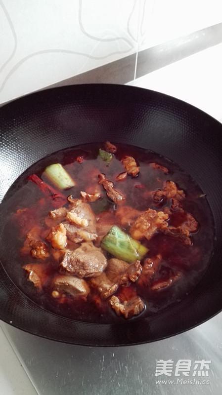 红烧牛肉怎样做