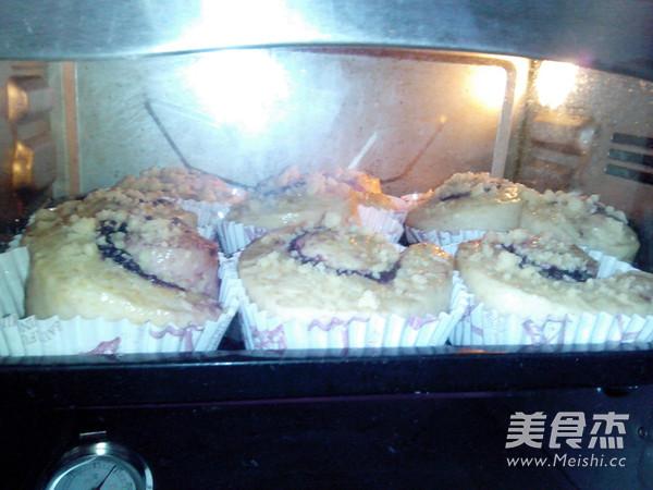 香酥紫薯面包卷怎么炒