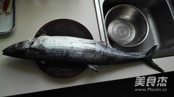 烤鲅鱼的做法大全
