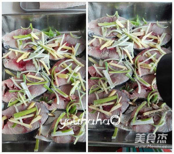 烤鲅鱼的简单做法