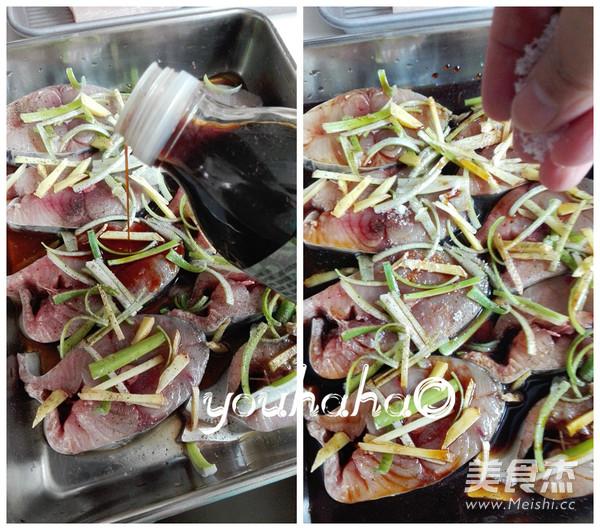 烤鲅鱼怎么吃