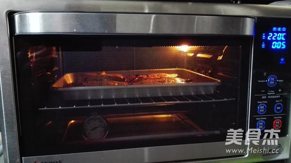 烤鲅鱼怎样做