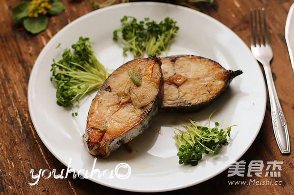 烤鲅鱼怎样炒