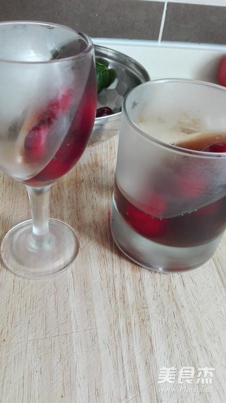 杨梅酒冻的步骤