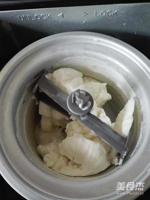 牛奶沙冰的步骤