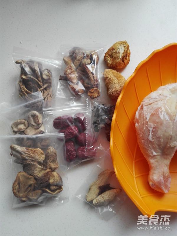 菌菇鸡汤的做法大全