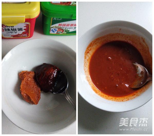 酱烧胡萝卜的做法图解