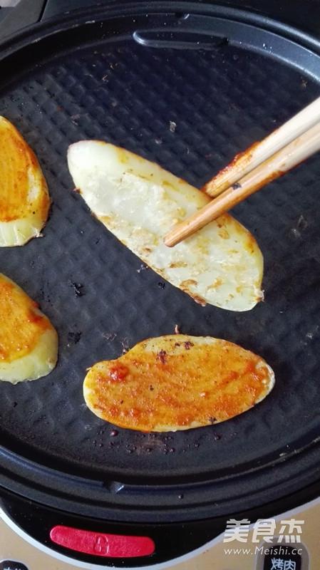 香辣土豆片怎么炒