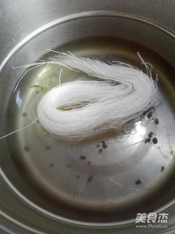 南京鸭血粉丝汤的家常做法