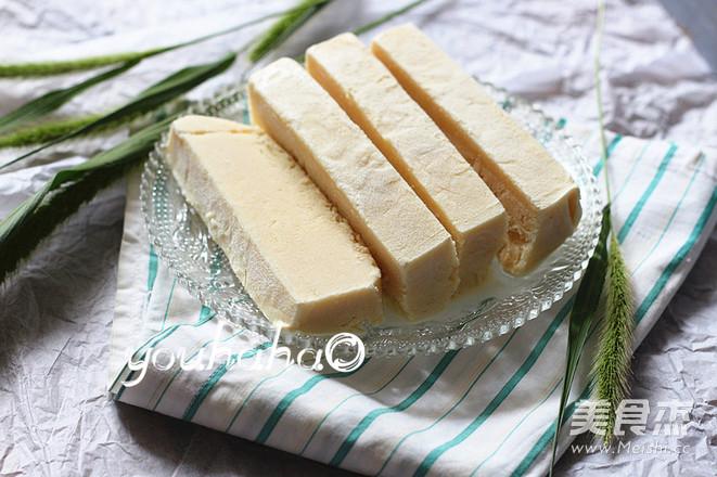 黄芥末酸奶冰激凌怎么煮