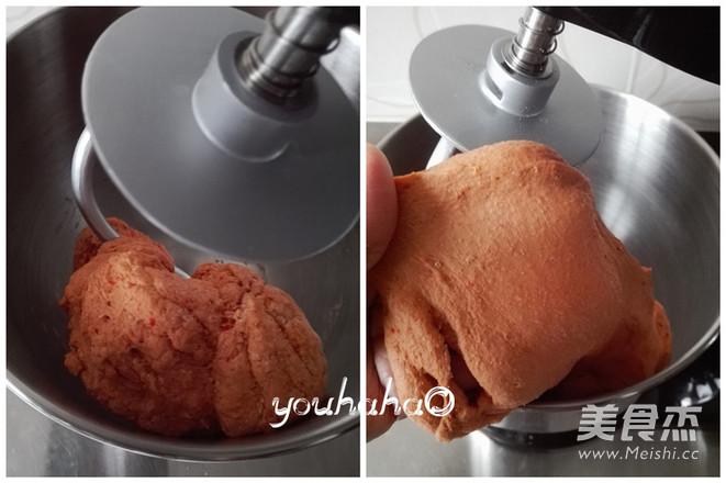 枸杞软欧面包的简单做法