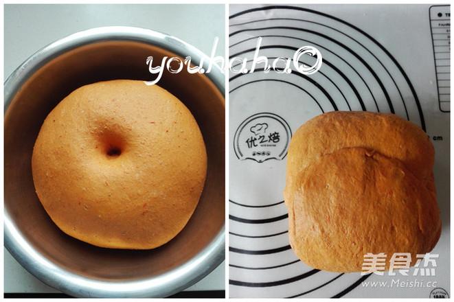 枸杞软欧面包怎么炒