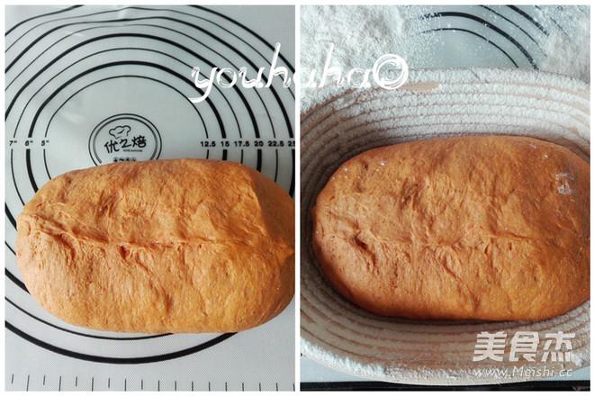 枸杞软欧面包怎么煮