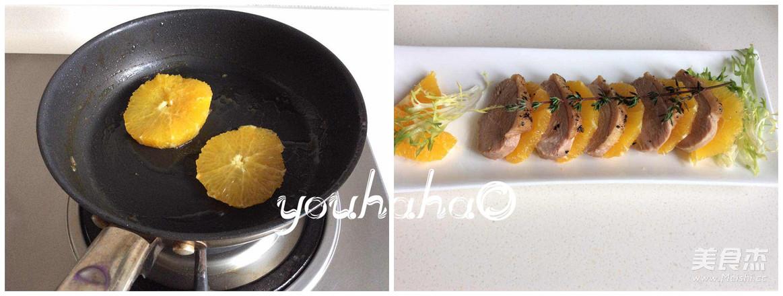 橙香鸭肉怎么煮