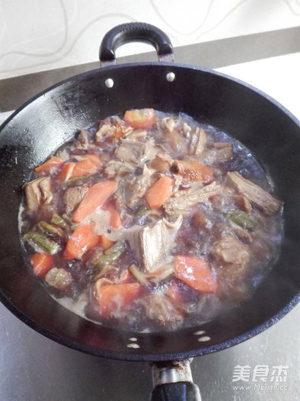 红焖羊肉怎么炒